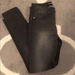 NWOT Express Stella Jean Legging Size 4 Regular